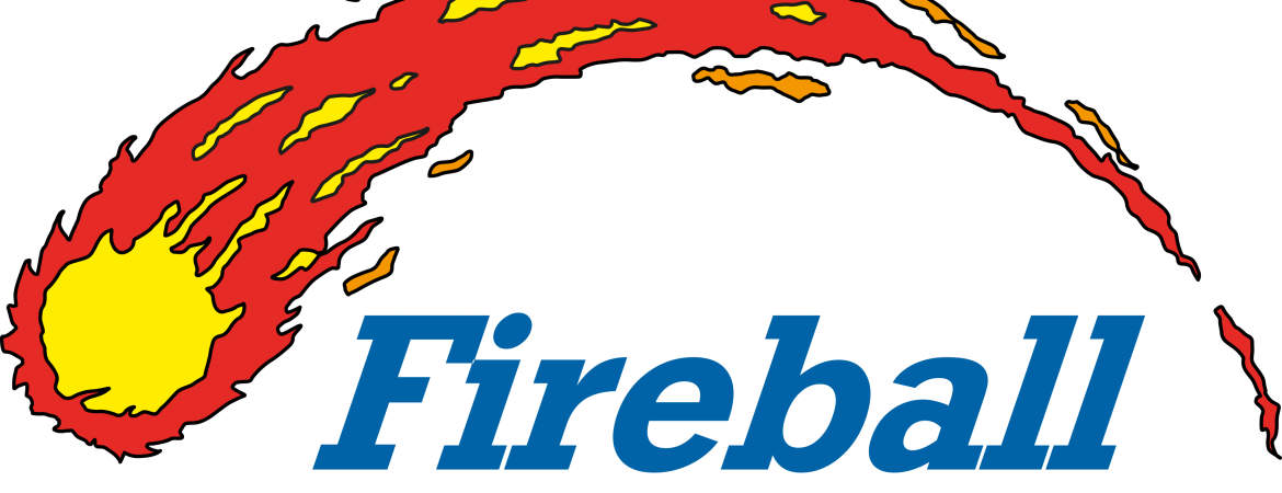 Fireball TOP Logo