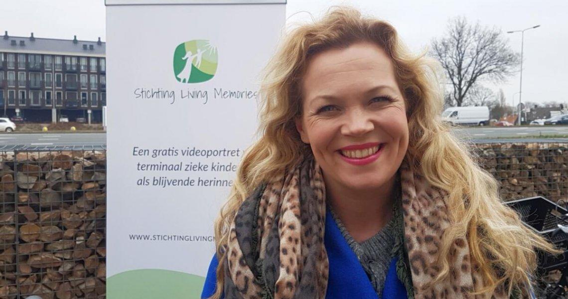 Roos Schlikker ambassadeur